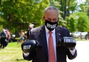 Schumer Heroes Act - Keep Fightin